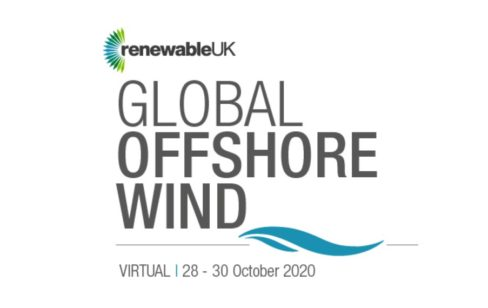 Global Offshore Wind 2020 cover image