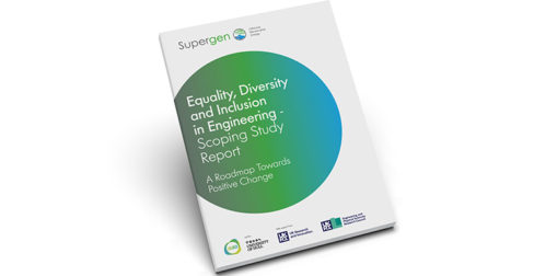 New industry needs strong action on Equality, Diversity and Inclusion – report sets out road map for positive change in the offshore renewable energy sector