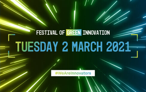 UK's first ever Festival of Green Innovation cover image
