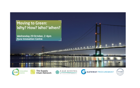 Moving to Green – Why? How? Who? When? cover image