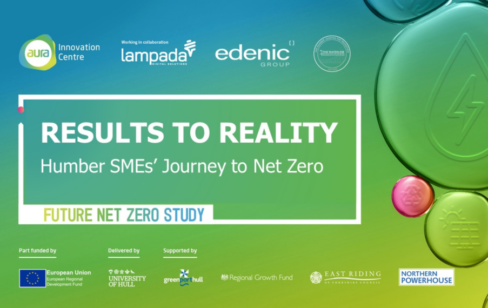 The Humber Future Net Zero Study presents: Results to Reality cover image
